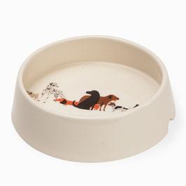 Dog Tales Round Dog Bowl - Napf