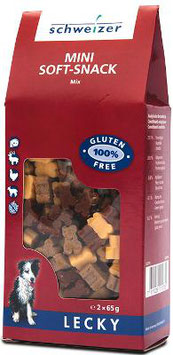 Mini Soft Snack Mix