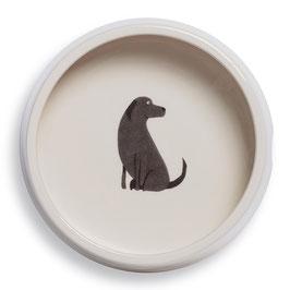 Labrador Round Dog Bowl - Napf