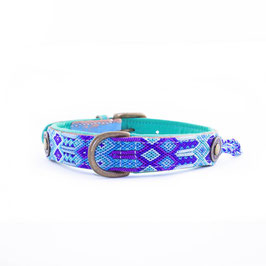Halsband Blue