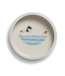Water Dog Round Dog Bowl - Napf