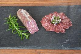 Edelschimmel-Salami vom Lamm/Schaf