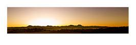 Panoramique Or Chaîne des Puys