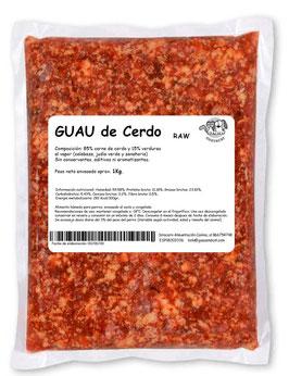 Menú CERDO 1 kg - Guau&Cat