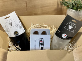 Dubbe Dabbe - Black&White-Geschenke-Box