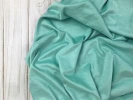 Antelina elástica color turquesa (grosor fino)