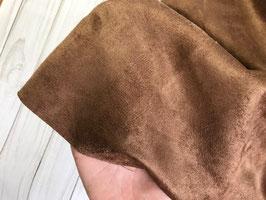 Antelina color marrón (más fina)
