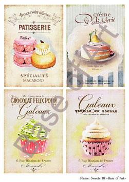 PA4-141 Los dulces