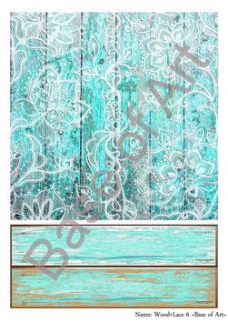 PA4-101 Wood lace 6