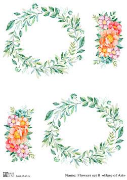 Flowers set 8