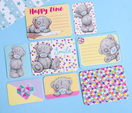 "Tarjetas Me to you ""Happy time"""