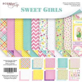 "Kit con la colección ""Sweet girls"" (8 kits)"