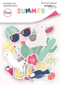 PSB-55 Die cut Summer