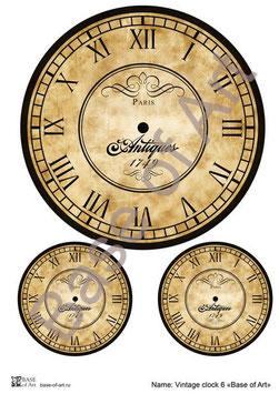 PA4-149 El reloj antiguo