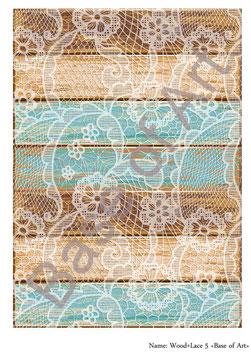 PA4-103 Wood lace 5