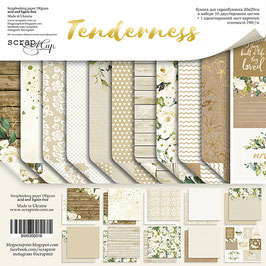 PSB-59 La coleccion  Tenderness  30x30 cm Foil Dorado