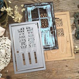 Troquel Mimicut The large door to happiness (MMC-C0079)