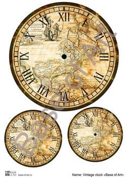 PA4-148 El reloj antiguo