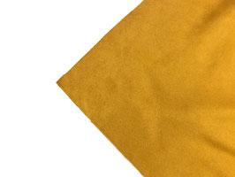 Antelina elástica color mostaza (grosor medio)