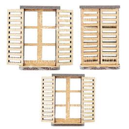 Kit de 3 ventanas