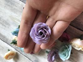 FLor pequeña color violeta