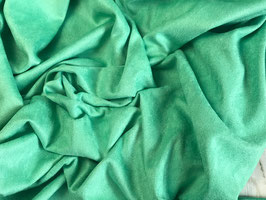 Antelina elástica color verde (grosor medio)