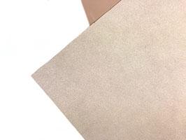Antelina elástica color beige  (gruesa)