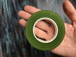Cinta floristica 1,2 cm verde