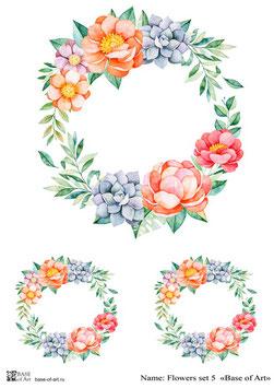 Flowers set 5