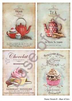 PA4-139 Los dulces