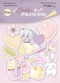 PSB-33 Die Cut Daddy's princess