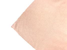 Antelina elástica color beige rosado (grosor medio)