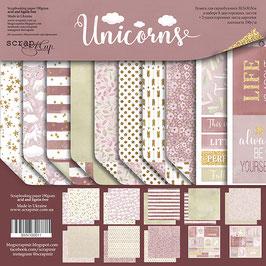 """Kit con la colección """"Unicorns"""""""