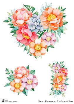Flowers set 7