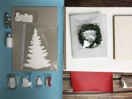"Kit ""Álbum navideño con vitrina"""