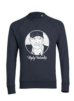#UglyFarmer Sweatshirt in Navy