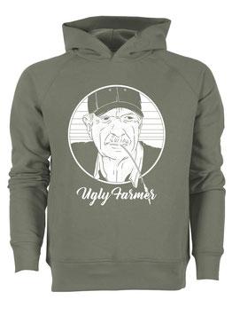 #UglyFarmer Hoodie in Khaki