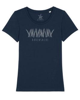 #Ährensache T-Shirt für Mädchen in French Navy