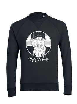 #UglyFarmer Sweatshirt in Black