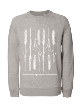 #Ährensache Sweatshirt in Heather Grey
