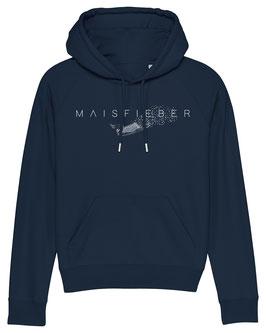 #Maisfieber Hoodie für Mädchen in French Navy