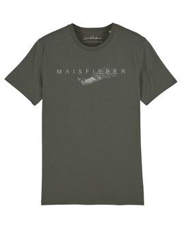 #Maisfieber T-Shirt in Khaki