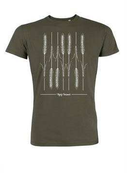 #Ährensache T-Shirt in Khaki