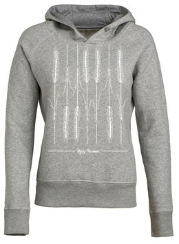 UFC #Ährensache Hoodie für Frauen in Heather Grey