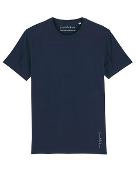 #Basic T-Shirt in French Navy