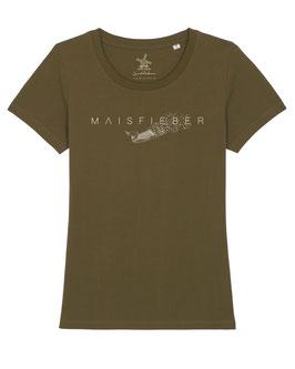 #Maisfieber T-Shirt für Mädchen in British Khaki