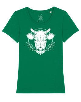 #KuhlesShirt für Mädchen in Varsity Green