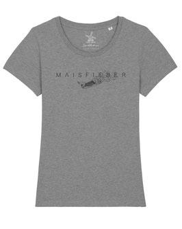 #Maisfieber T-Shirt für Mädchen in Mid Heather Grey