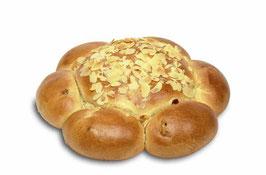 Schoggi-Königskuchen, 6 Teile
