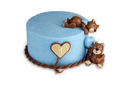 Baby-Bären-Torte